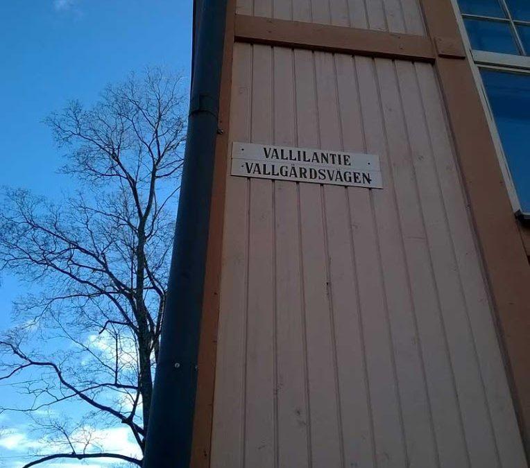 ヘルシンキの木造建築地域ヴァッリラ