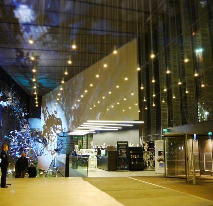 ヘルシンキ・ミュージックハウスの心遣い