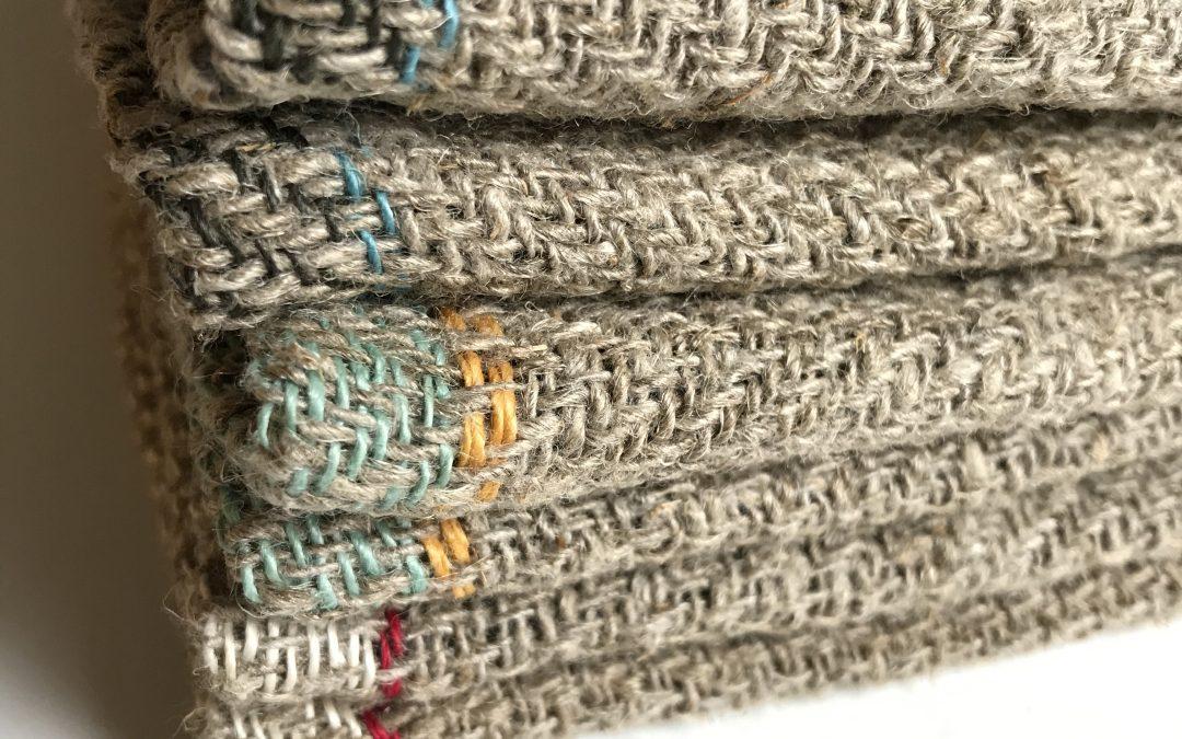 手紡ぎのリネン糸 – インスピレーションの源
